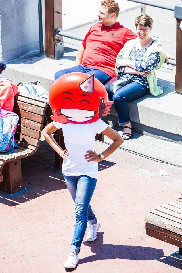 Entertainment – Coca-Cola Emoji Flashmob